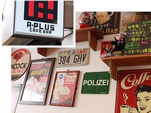 Cafe+Bar A-PLUS エープラス【浅草】
