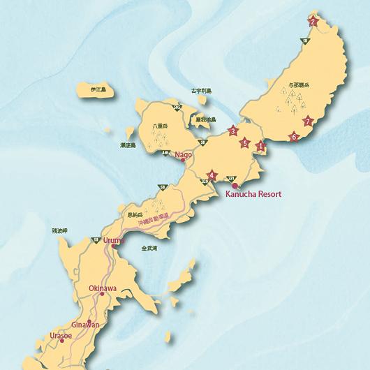 沖縄のおすすめスポット