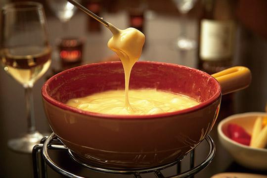 濃厚とろーりチーズフォンデュ