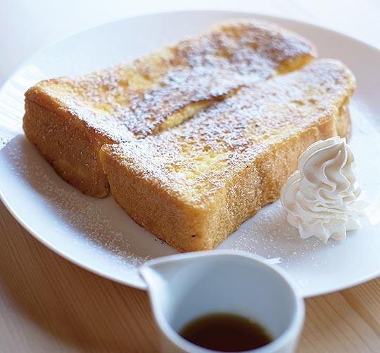 宣教師が愛したフレンチトースト