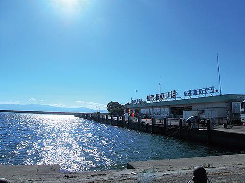 竹生島クルーズ