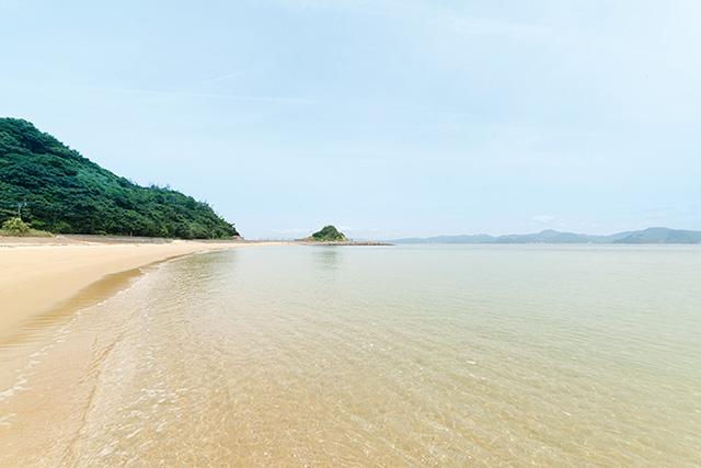 伊王島海水浴場「コスタ・デル・ソル」