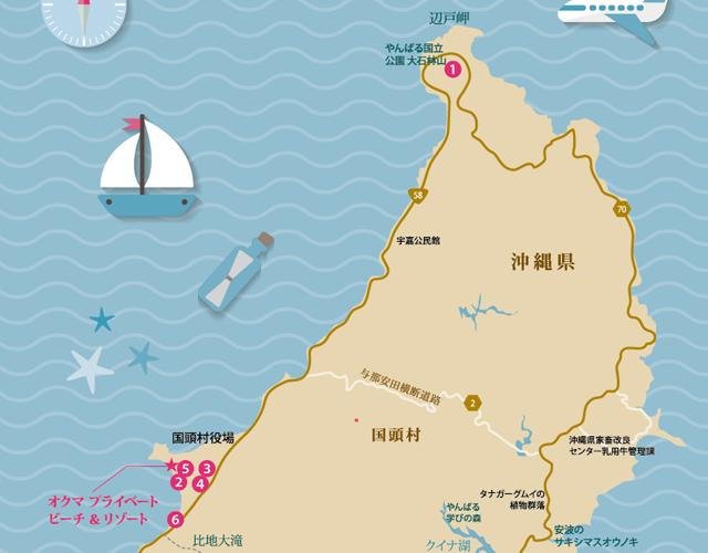 一度はワンちゃんと行ってみたい「沖縄」