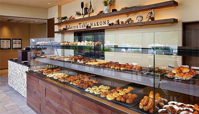 Bakery&Table箱根