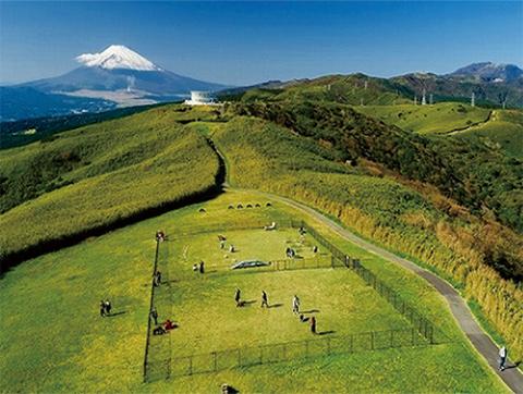 箱根十国峠ケーブルカー
