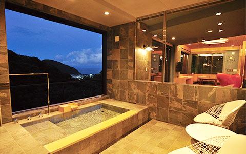 ホテル四季の蔵 お風呂