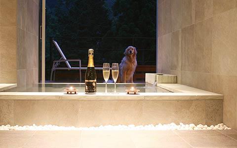 ホテル四季の蔵 温泉風呂