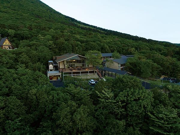国立公園にHotel&Resort「狗賓」は誕生