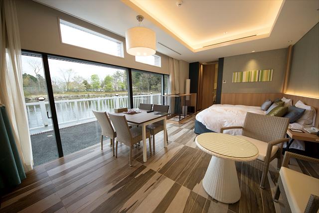 ホテルエピナール那須は、那須高原の自然に囲まれ、温泉やプールなどの施設が充実したリゾートホテルです