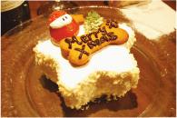クリスマスターケーキ★