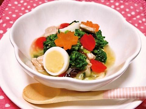 ビタミン八宝菜