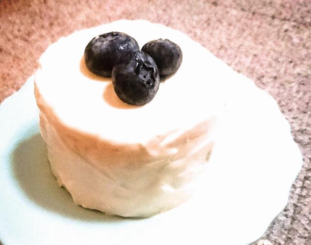 フワフワおからケーキ
