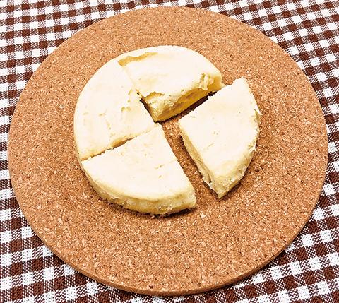 豆乳のミニケーキ